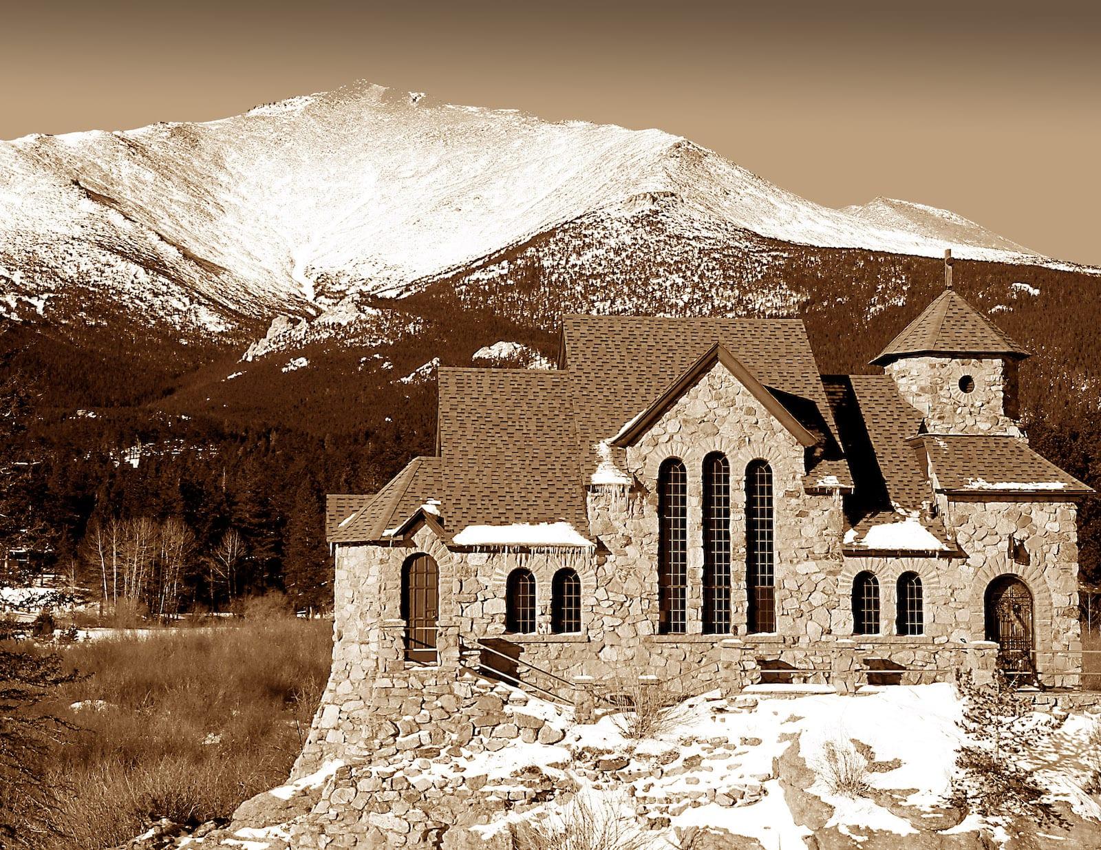 Saint Catherine's Chapel on the Rock, CO