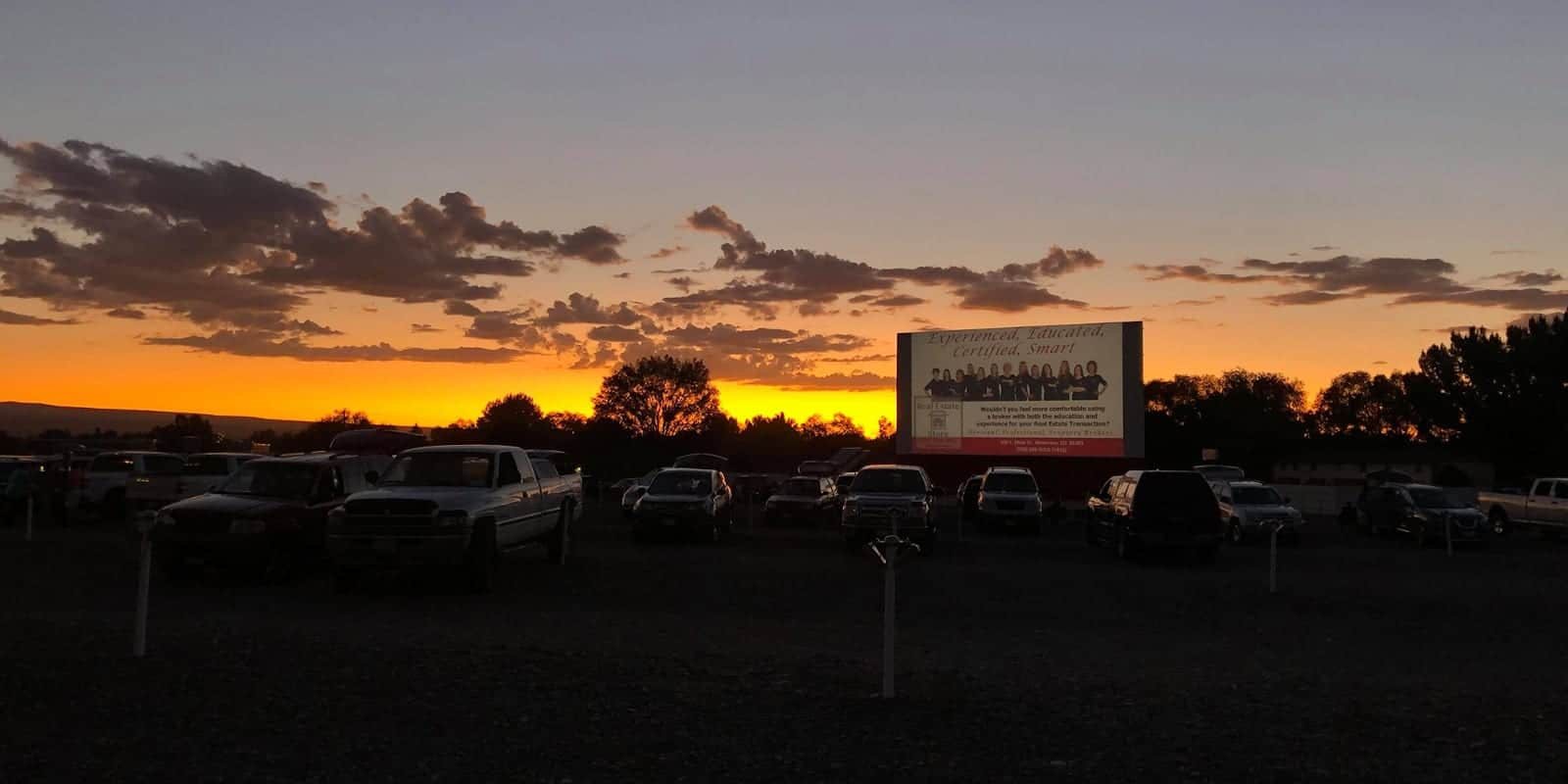 Star Drive-In Theatre, CO