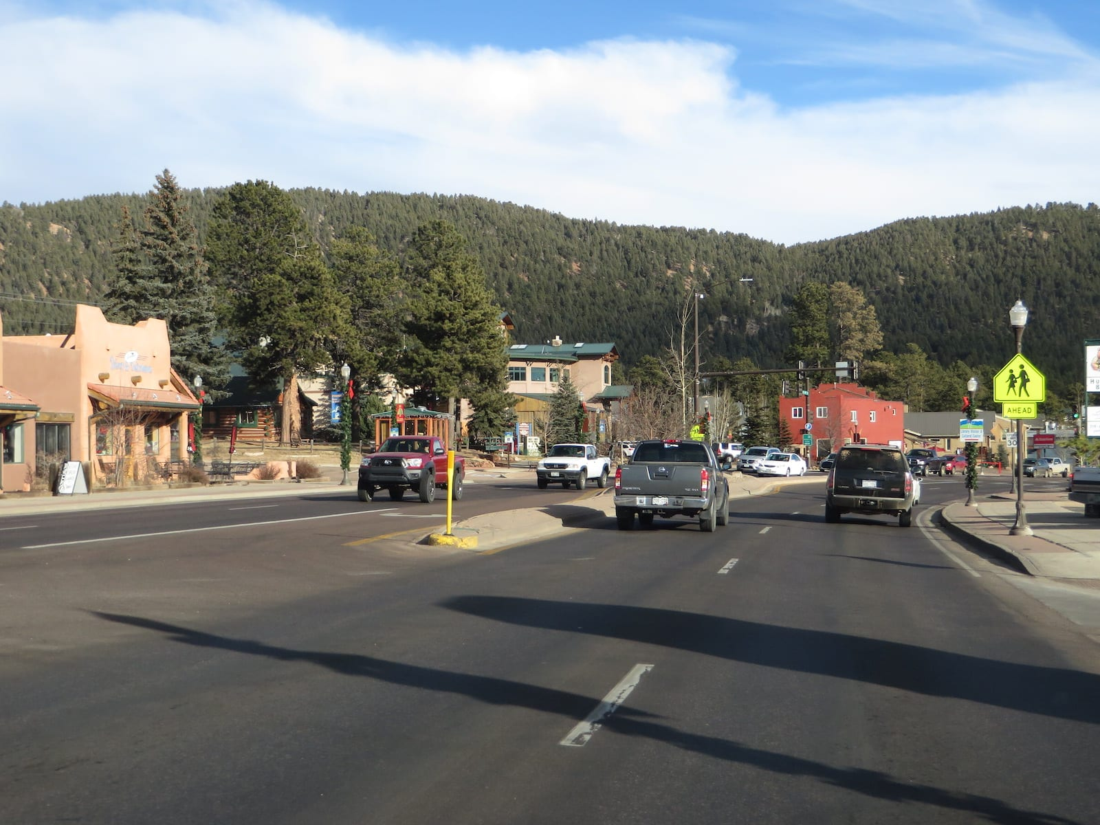 The City of Woodland Park, CO