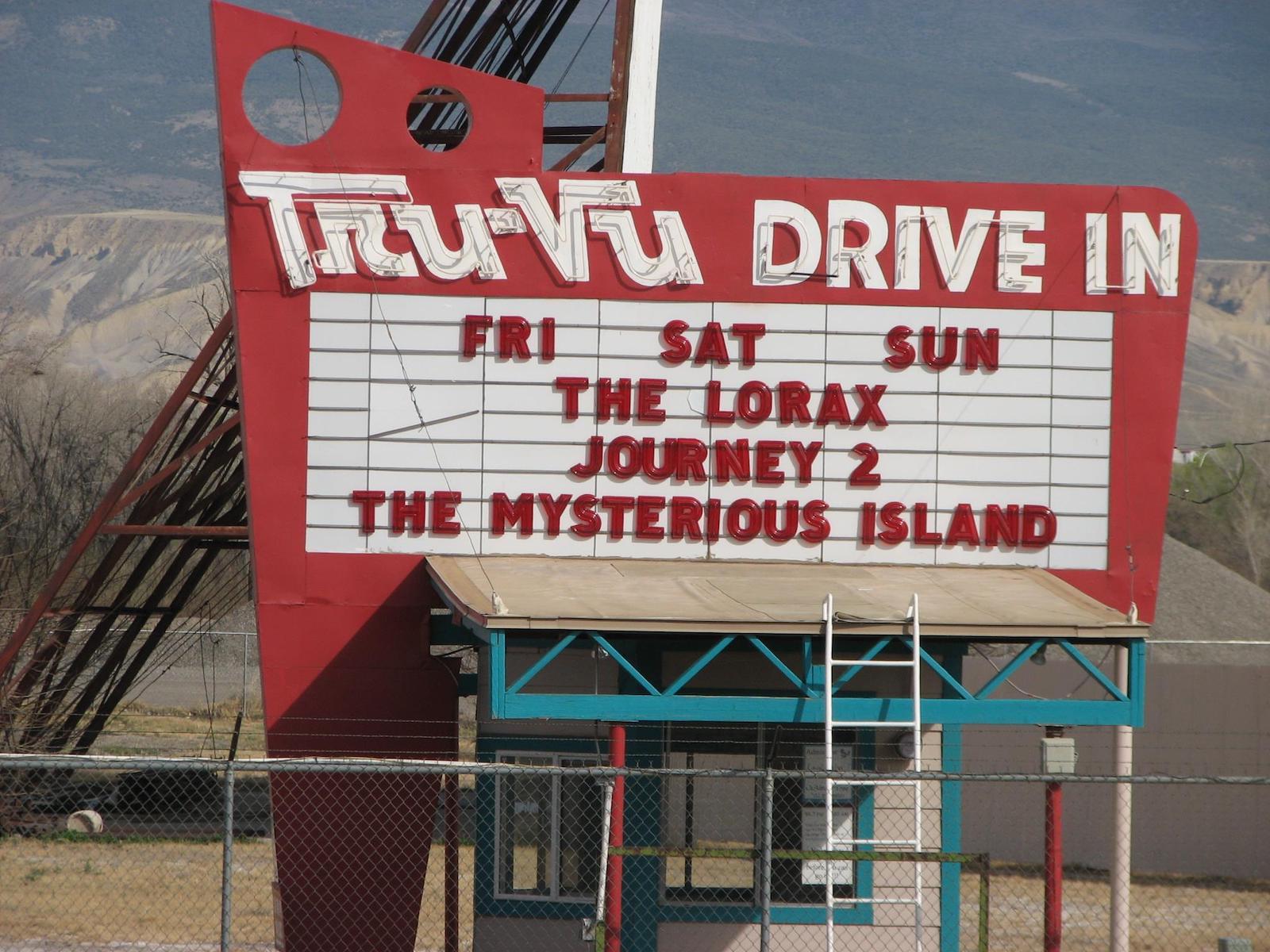 Tru Vu Drive-In Theatre, CO
