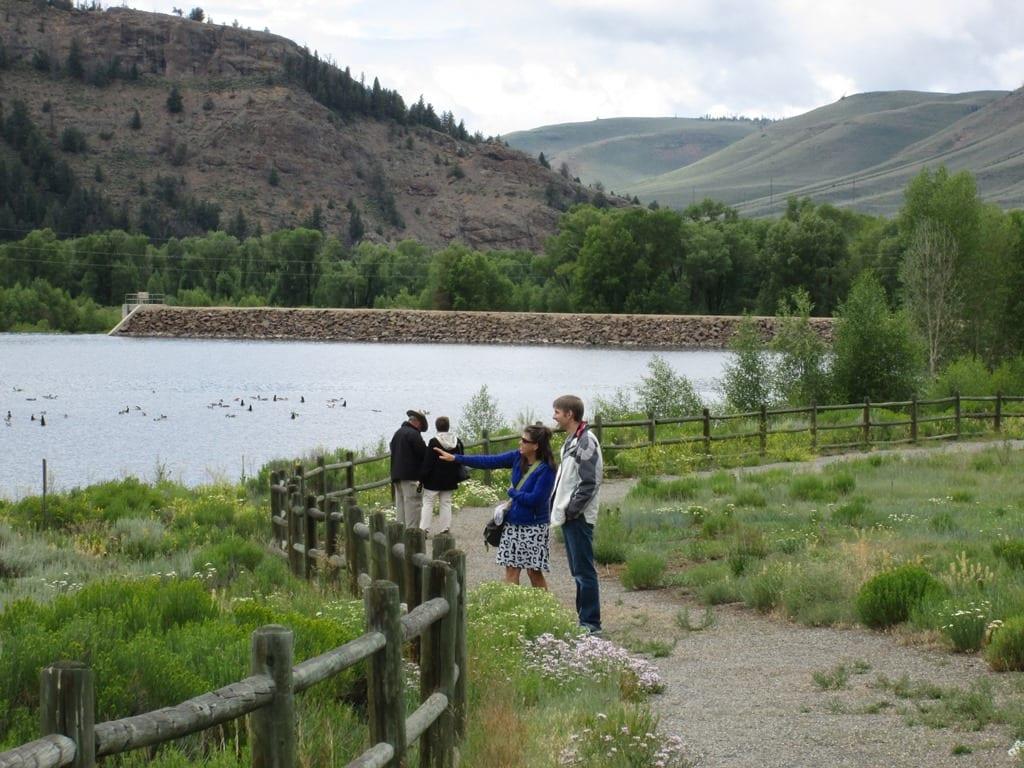 Windy Gap Reservoir, CO