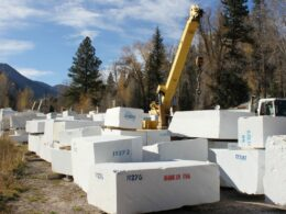 Yule Marble Quarry, CO