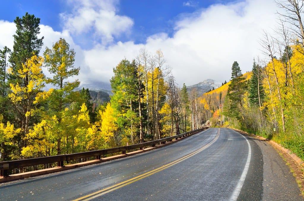bear lake road rocky mountain national park