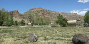 Island Acres Campground Colorado River State Park Palisade CO