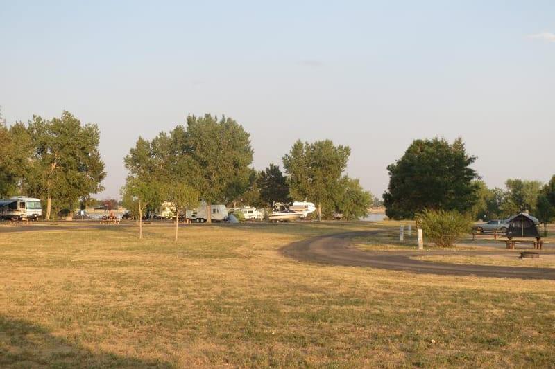 Boyd Lake State Park RV Camping Loveland CO