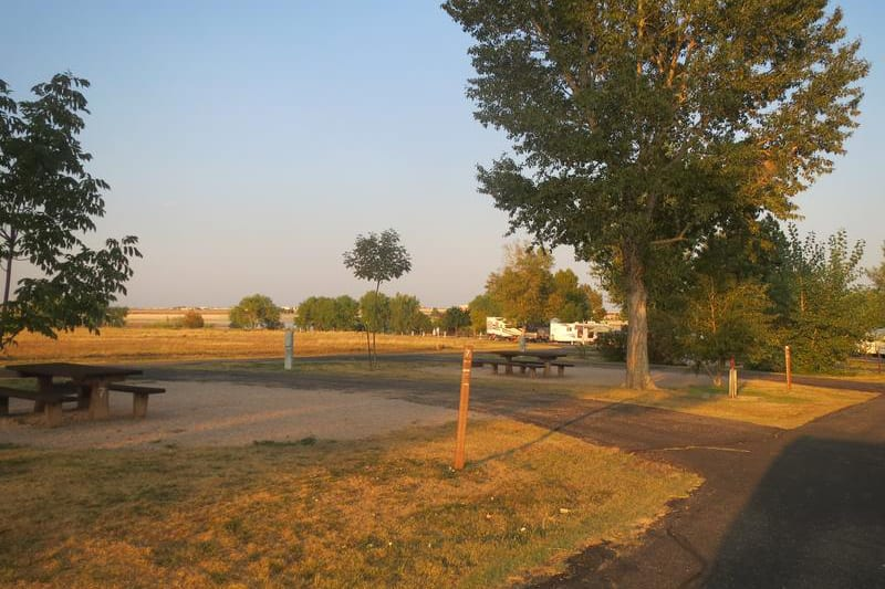 Boyd Lake State Park Campground Loveland CO