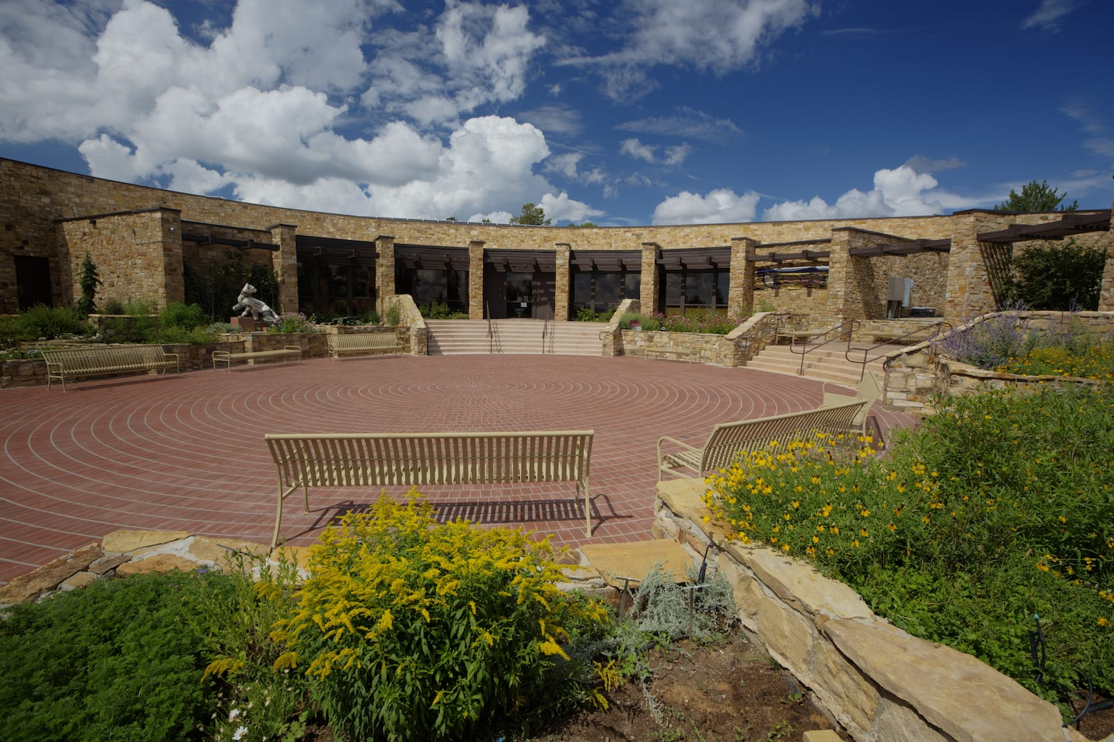 Canyons of the Ancients NM Visitor Center and Museum