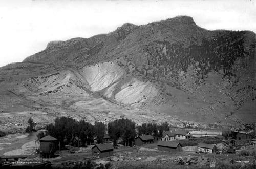 Cimarron CO Circa 1883