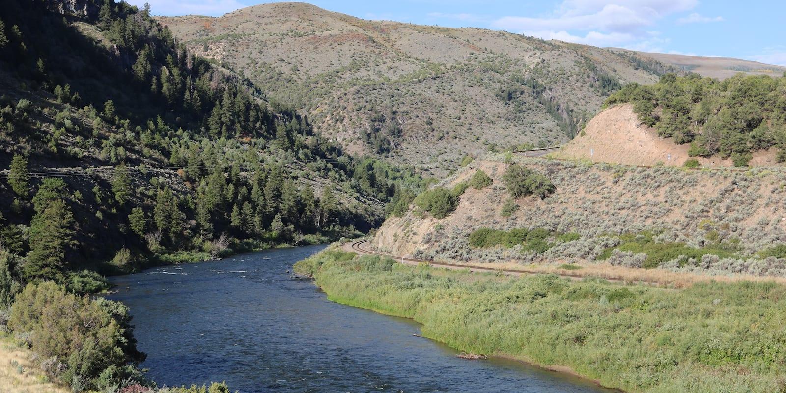 Colorado River State Bridge CO