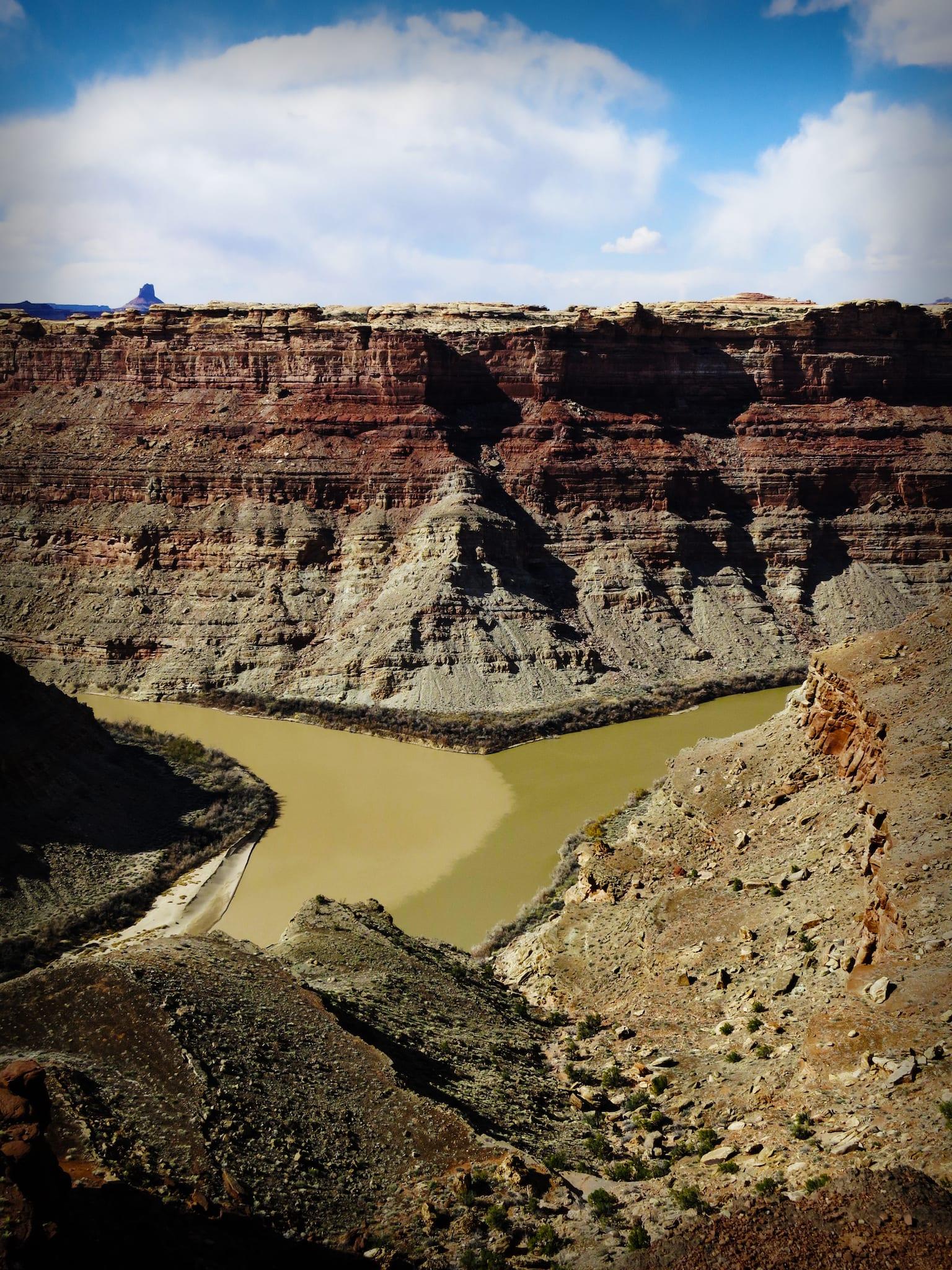 Confluence Overlook Canyonlands National Park Utah