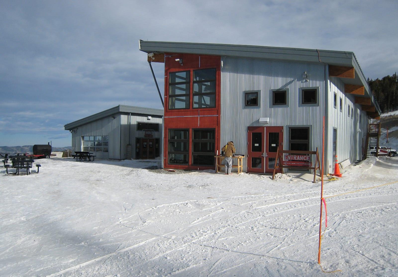 Echo Mountain Resort Idaho Springs Colorado Lodge