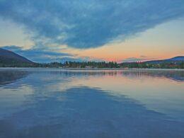Grand Lake Colorado Sunrise