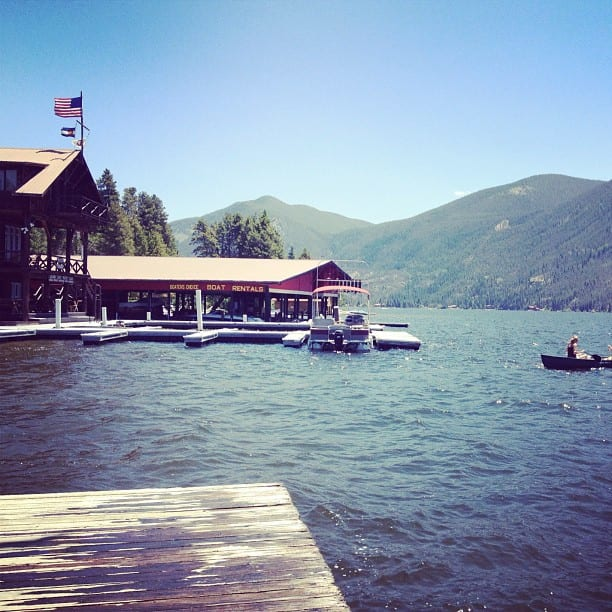 Grand Lake Marina Boat Rentals Colorado