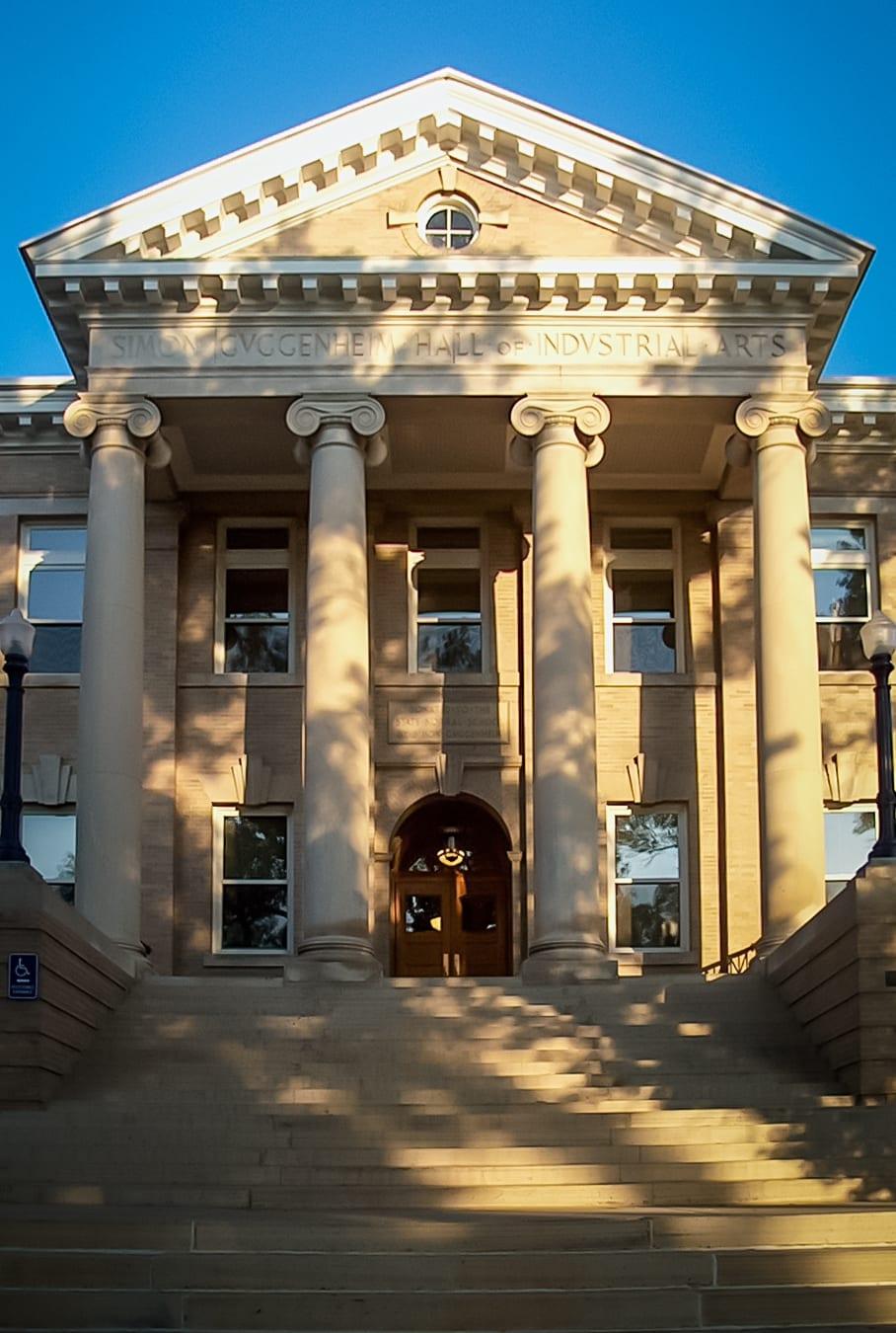 Guggenheim Hall University of Northern Colorado Greeley