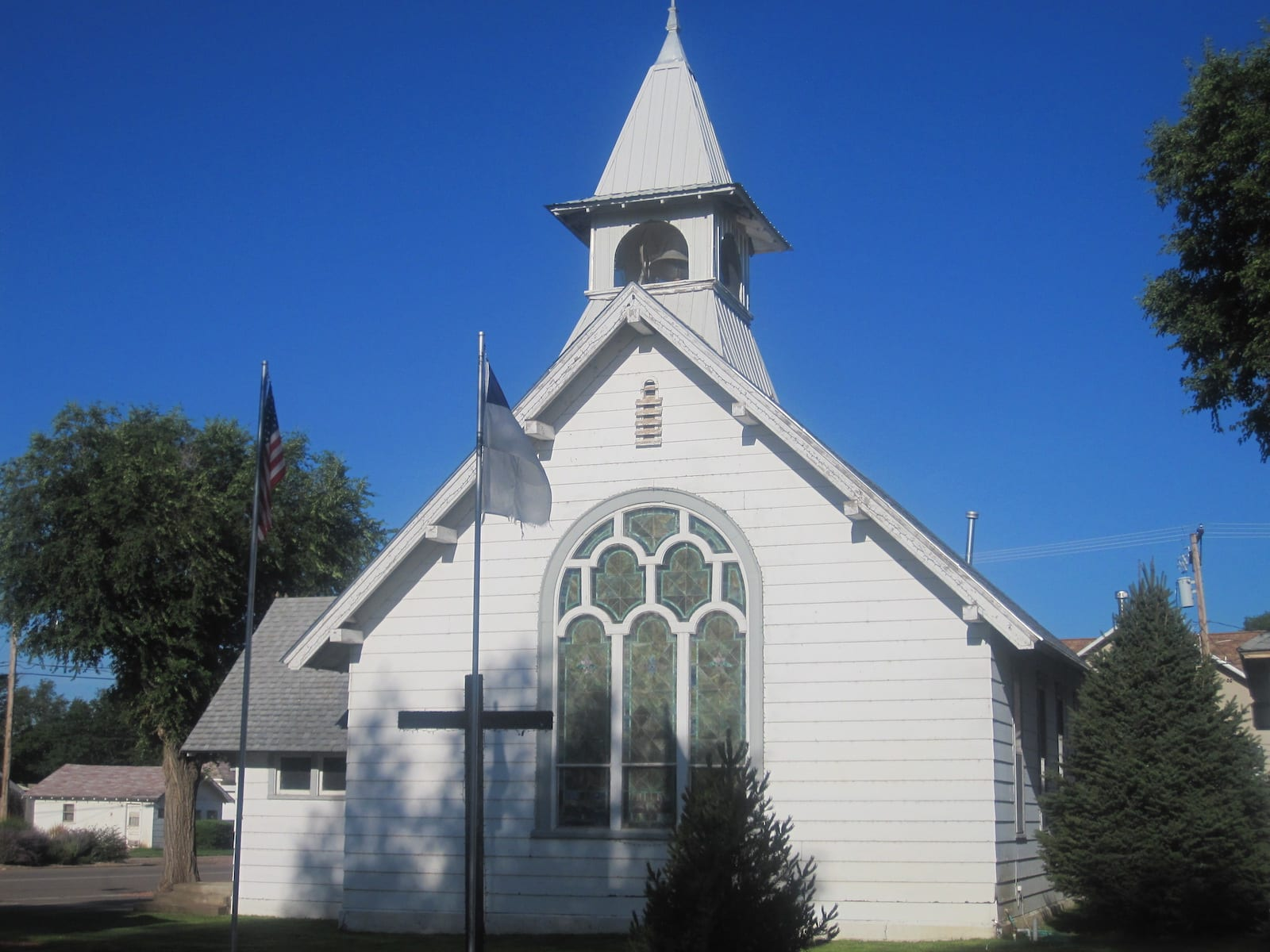 Holly CO First Christian Church