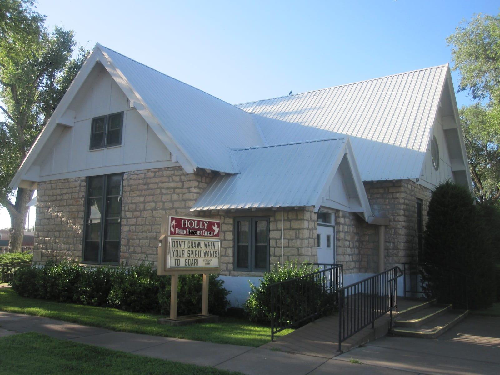 Holly CO First United Methodist Church