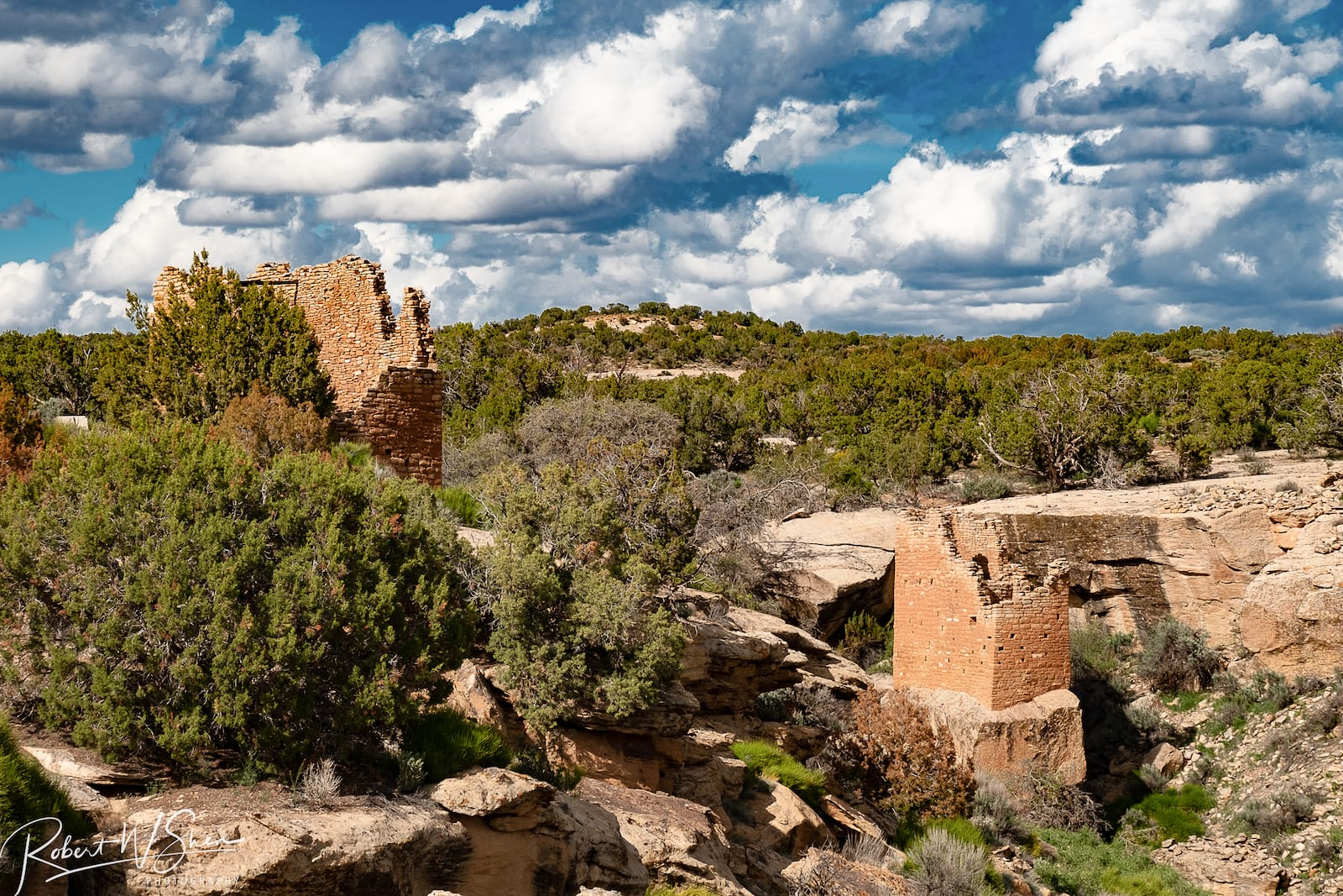 Hovenweep National Monument Holly Ruins