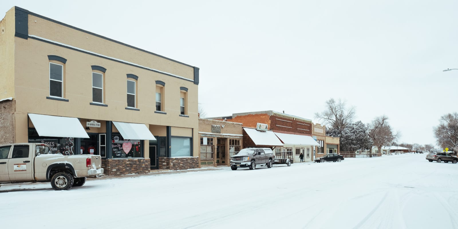 Kersey Colorado 1st Street