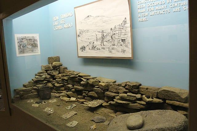 Louden-Henritze Archeology Museum Trinidad CO Prehistoric Tools