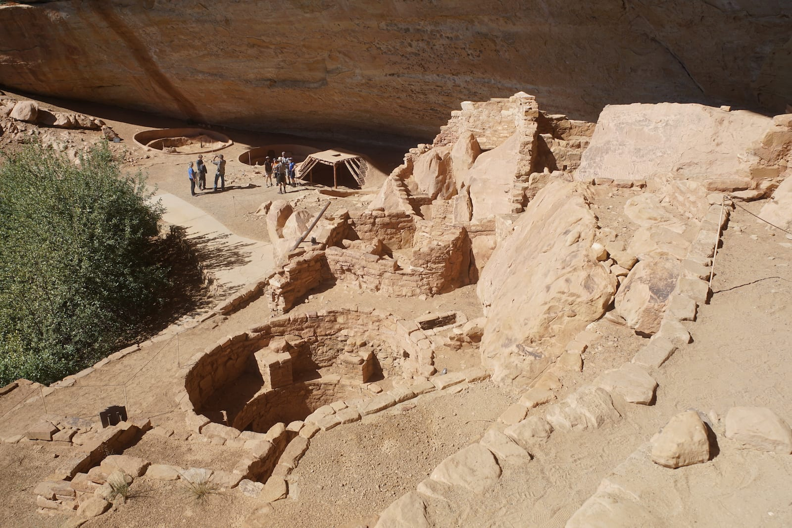 Step House Ruins Mesa Verde National Park Colorado