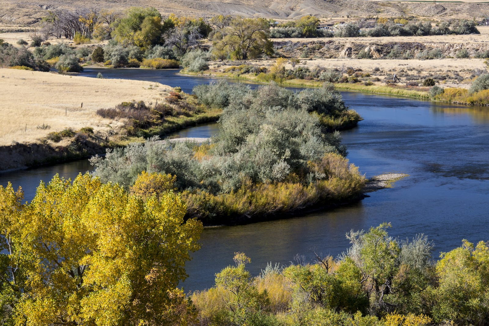 North Platte River Casper Wyoming Trapper's Route Special Recreation Management Area