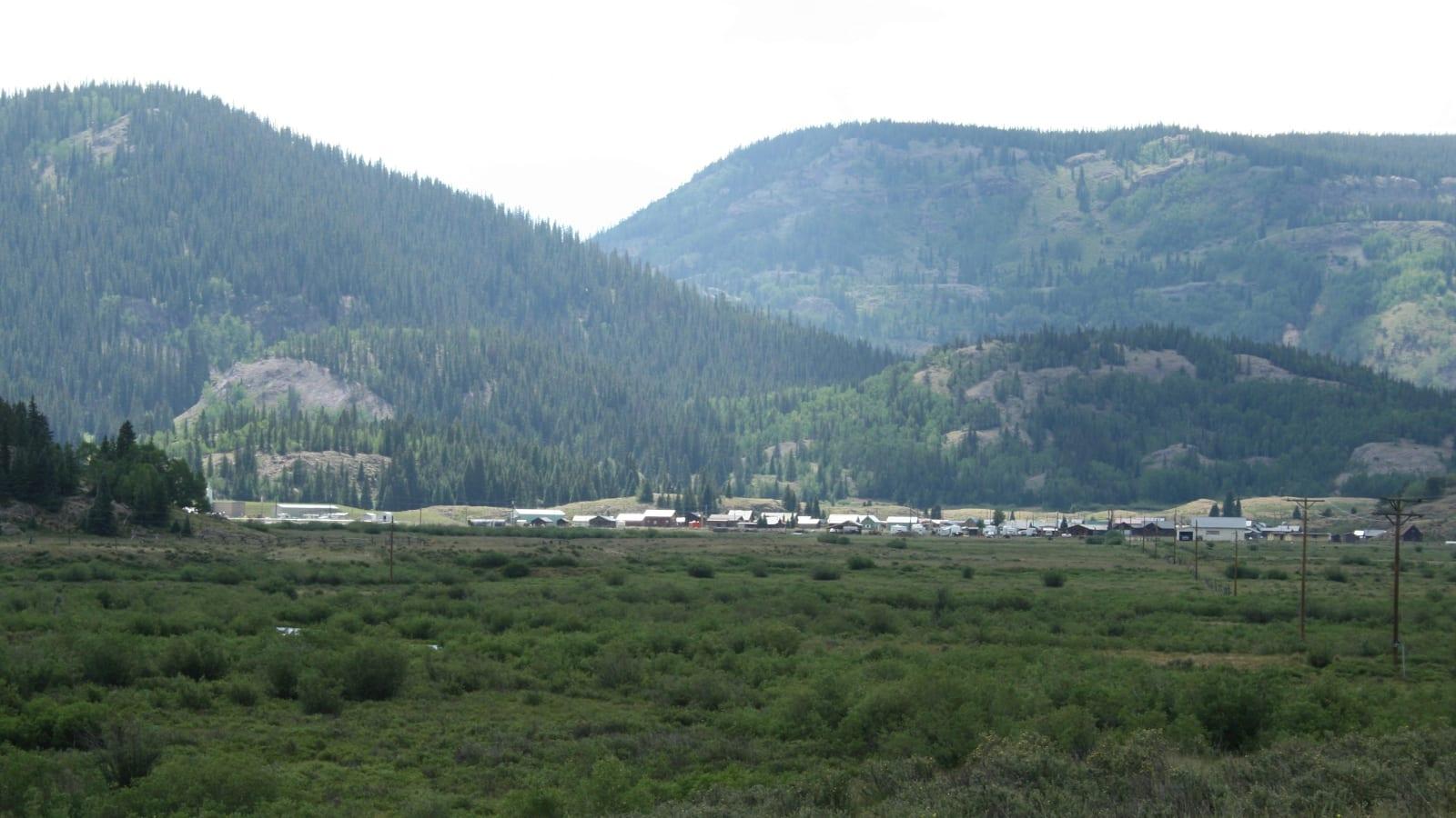 Platoro Colorado Village