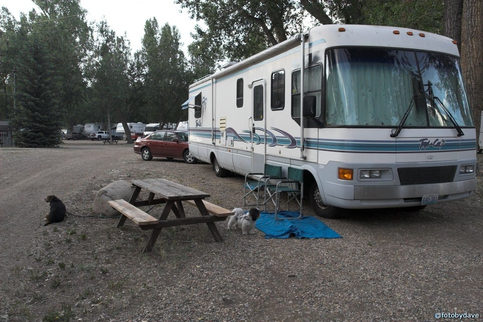 Riverview RV Campground Loveland CO