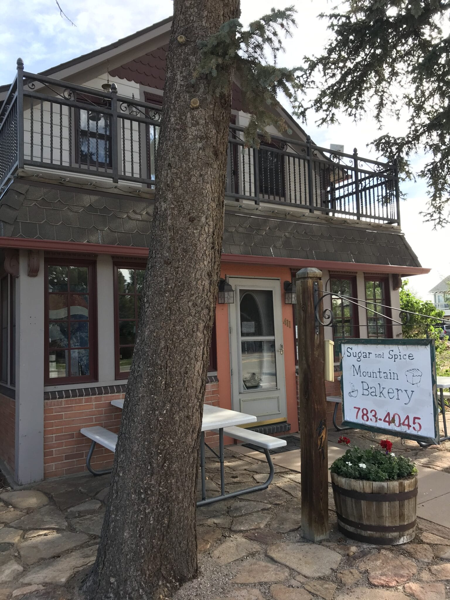 sugar and spice bakery westcliffe