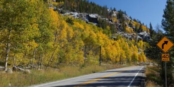 Tennessee Pass Road, CO Autumn Colors
