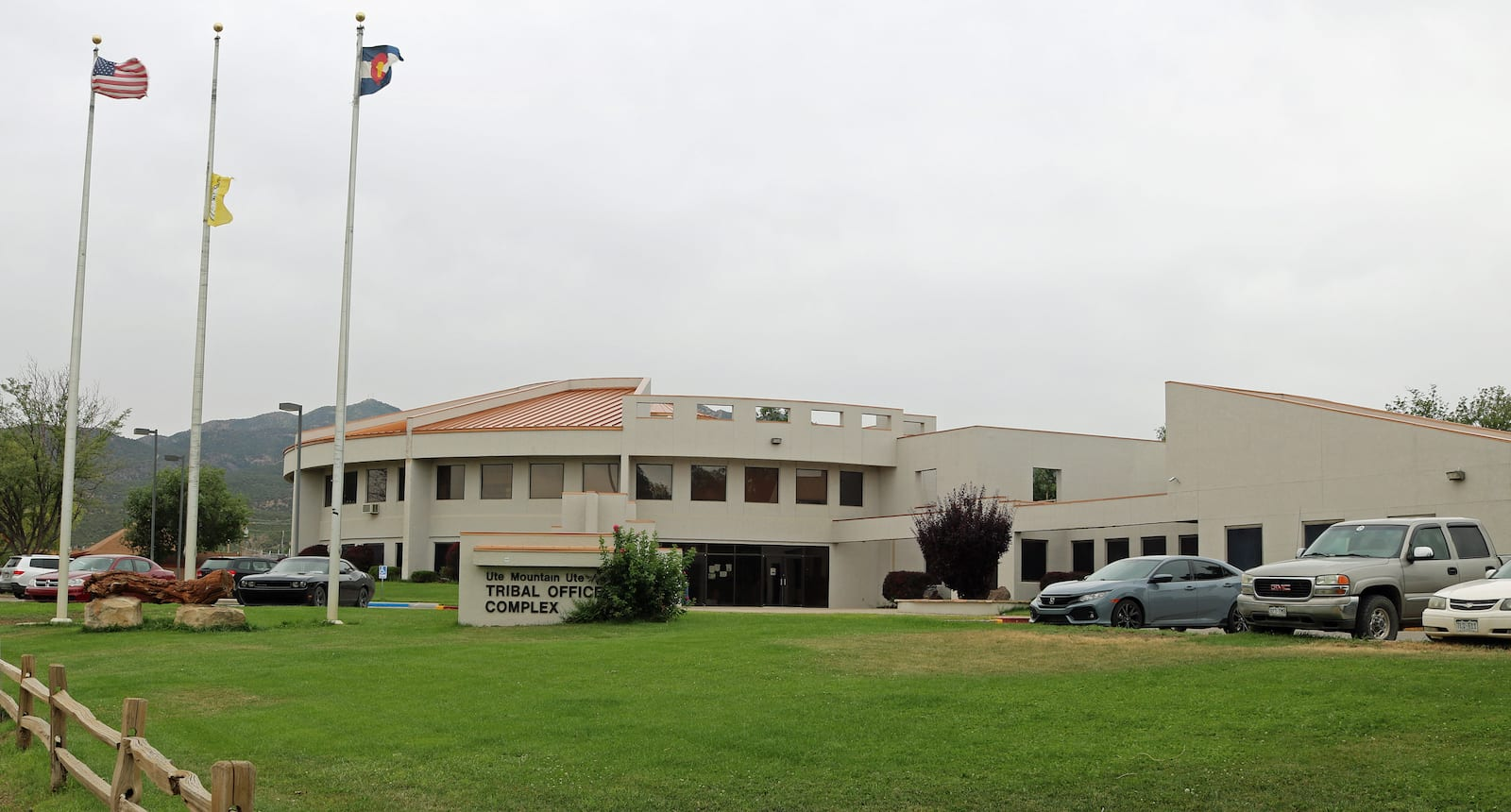 Ute Mountain Ute Tribal Office Complex