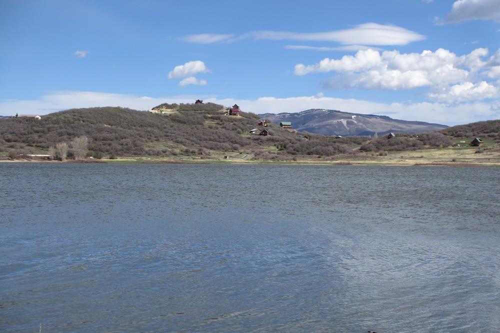 Vega Reservoir Colorado