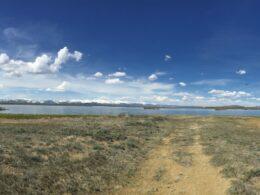 Walden Reservoir Jackson County CO