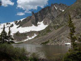 Devil's Thumb Lake, CO