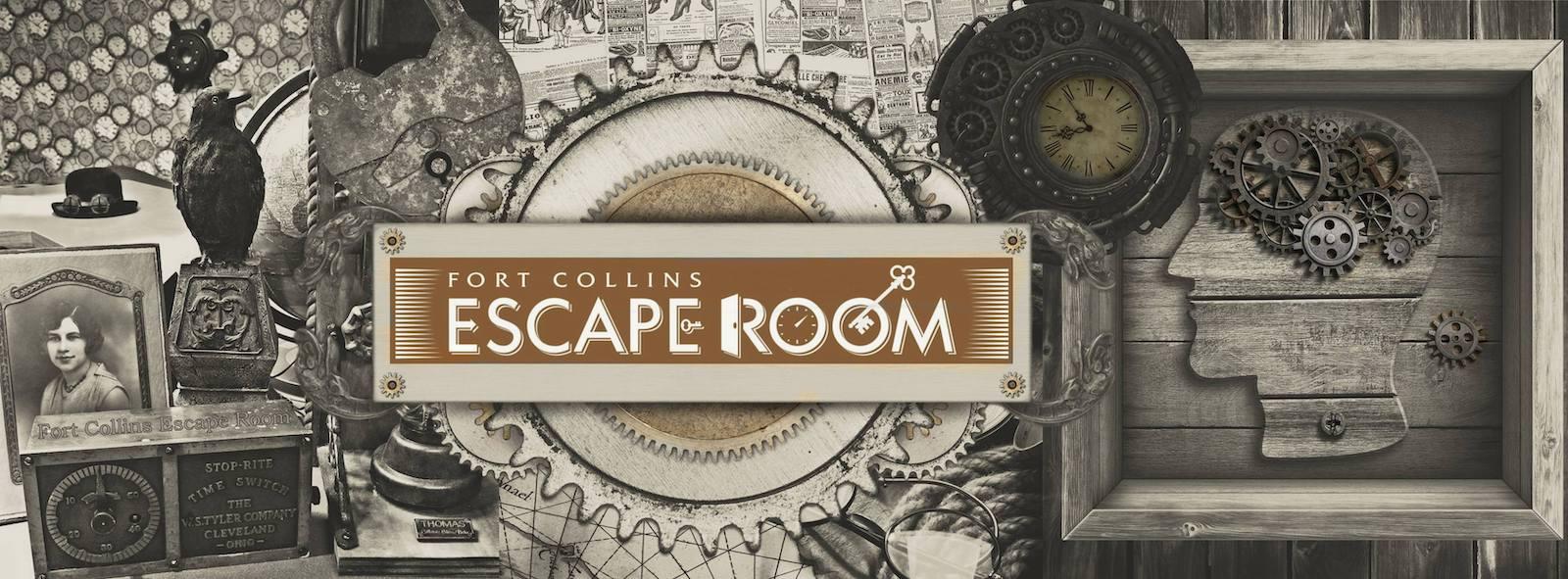 Fort Collins Escape Room, CO