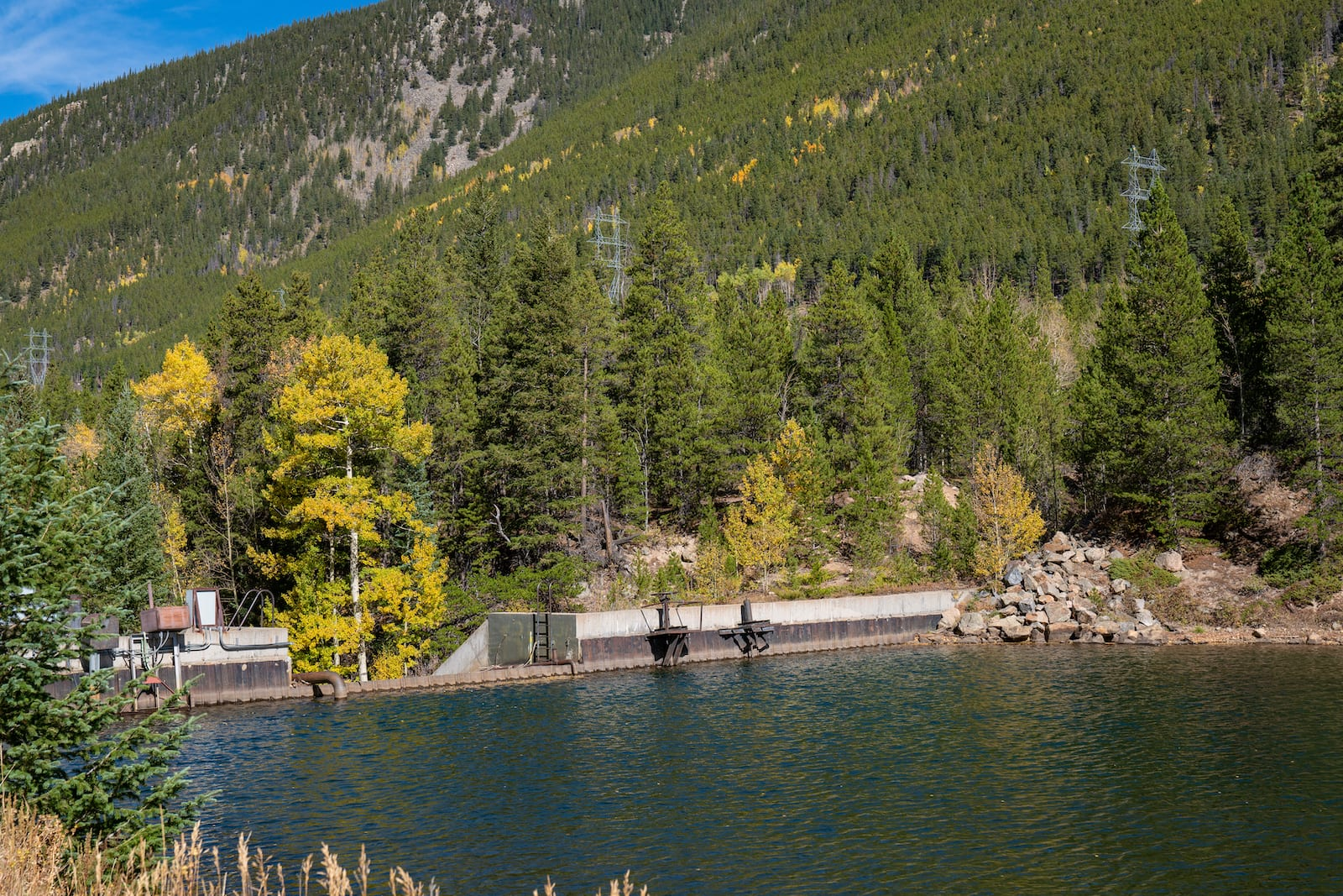 Georgetown Reservoir, Colorado