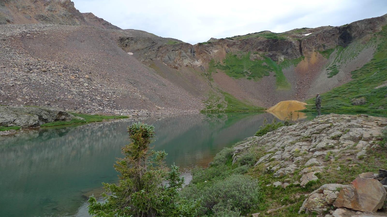 Kite Lake, CO