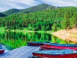Lake San Isabel, Colorado