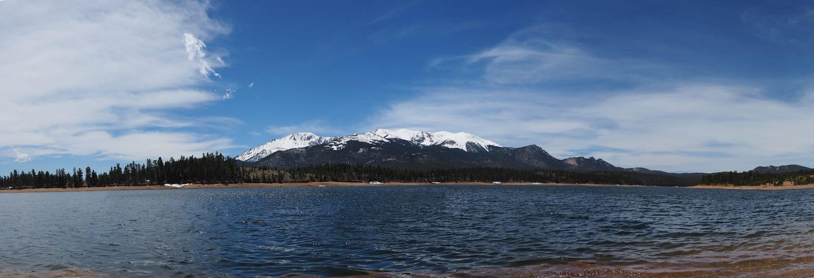 North Catamount Reservoir, Colorado