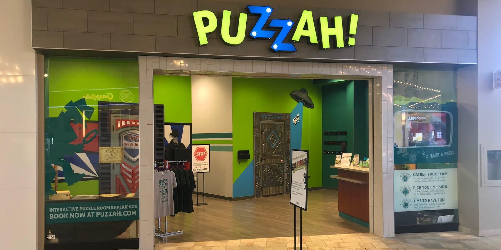 Puzzah! Escape Room, CO