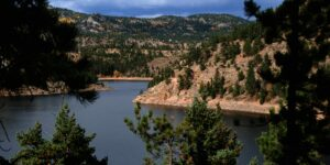 Fishing Spots near Boulder Gross Reservoir