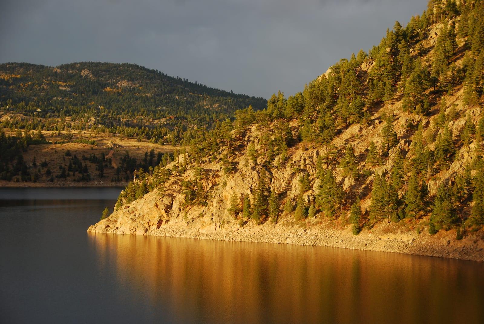 Gross Reservoir Boulder Colorado