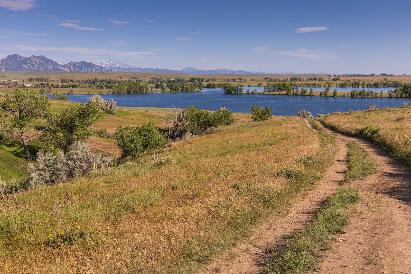 Standley Lake Westminster Colorado