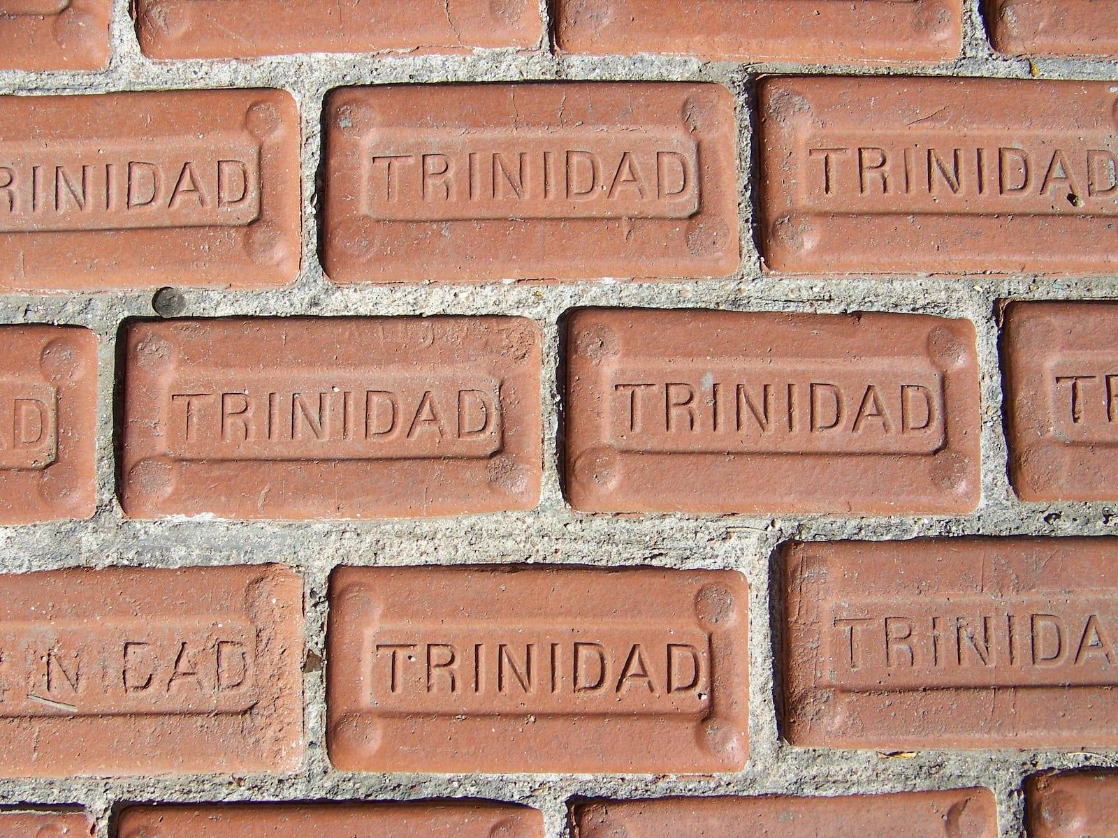 Trinidad CO Brick Collage