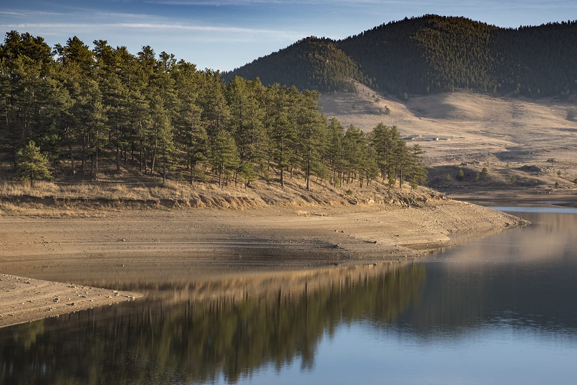 Pinewood Reservoir, CO