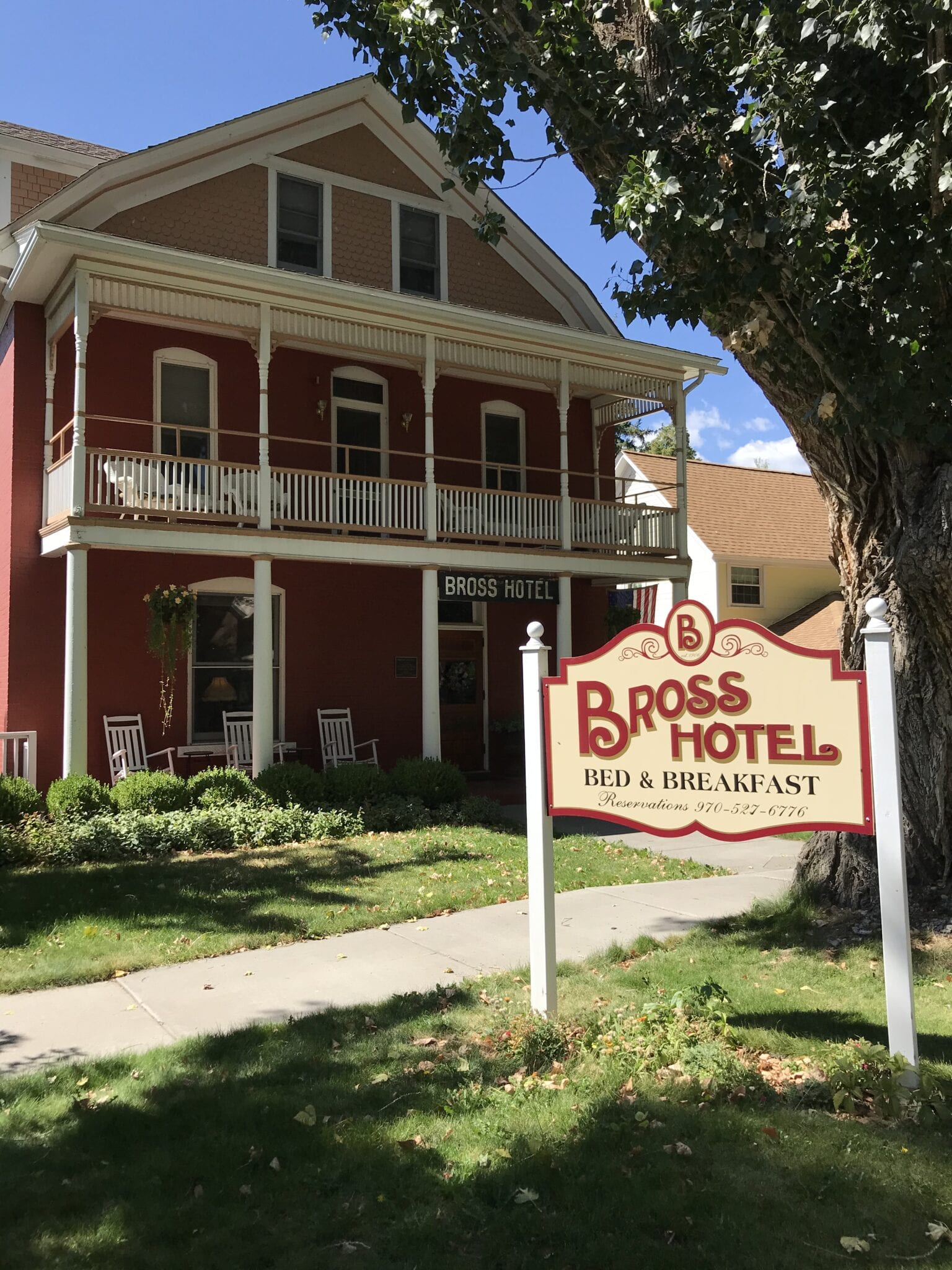 image of the bross hotel