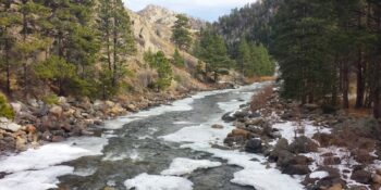 Cache La Poudre River Eastward Grey Rock Trail