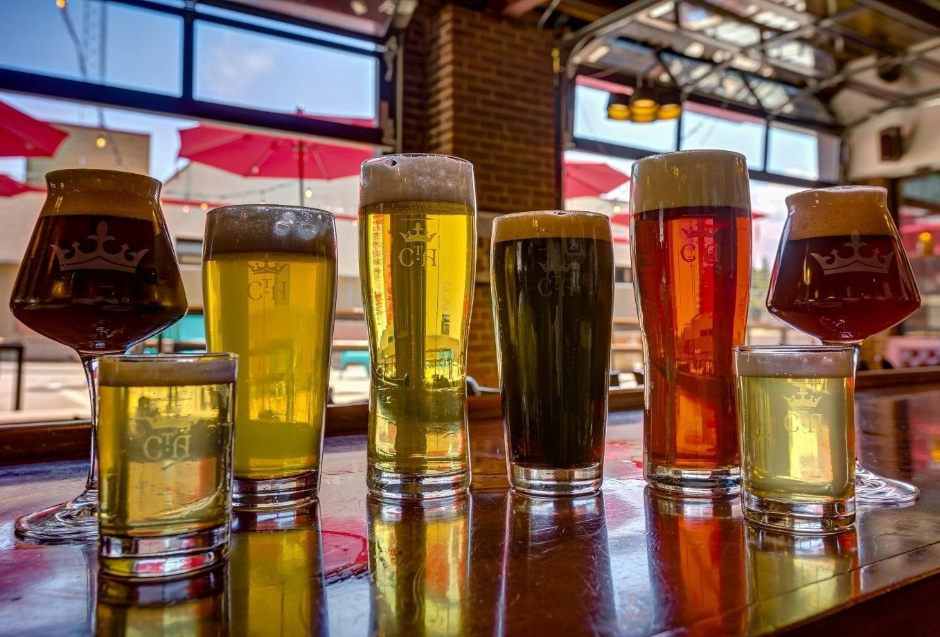 image of beers in denver