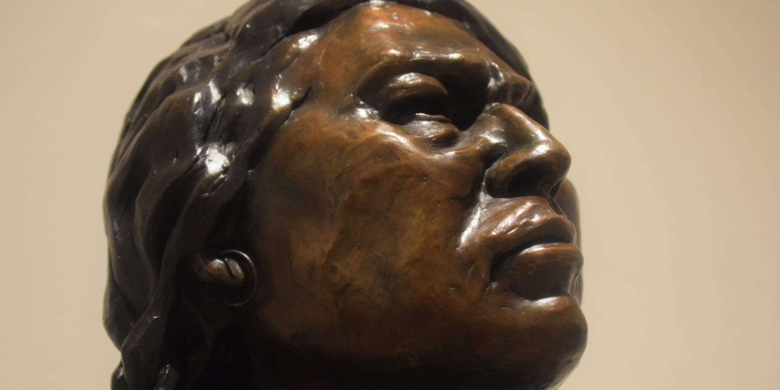 Chief Ouray Bronze Bust