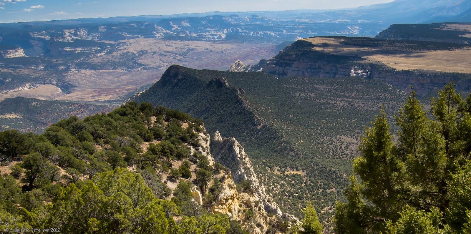 Dinosaur National Monument Moffat County Colorado