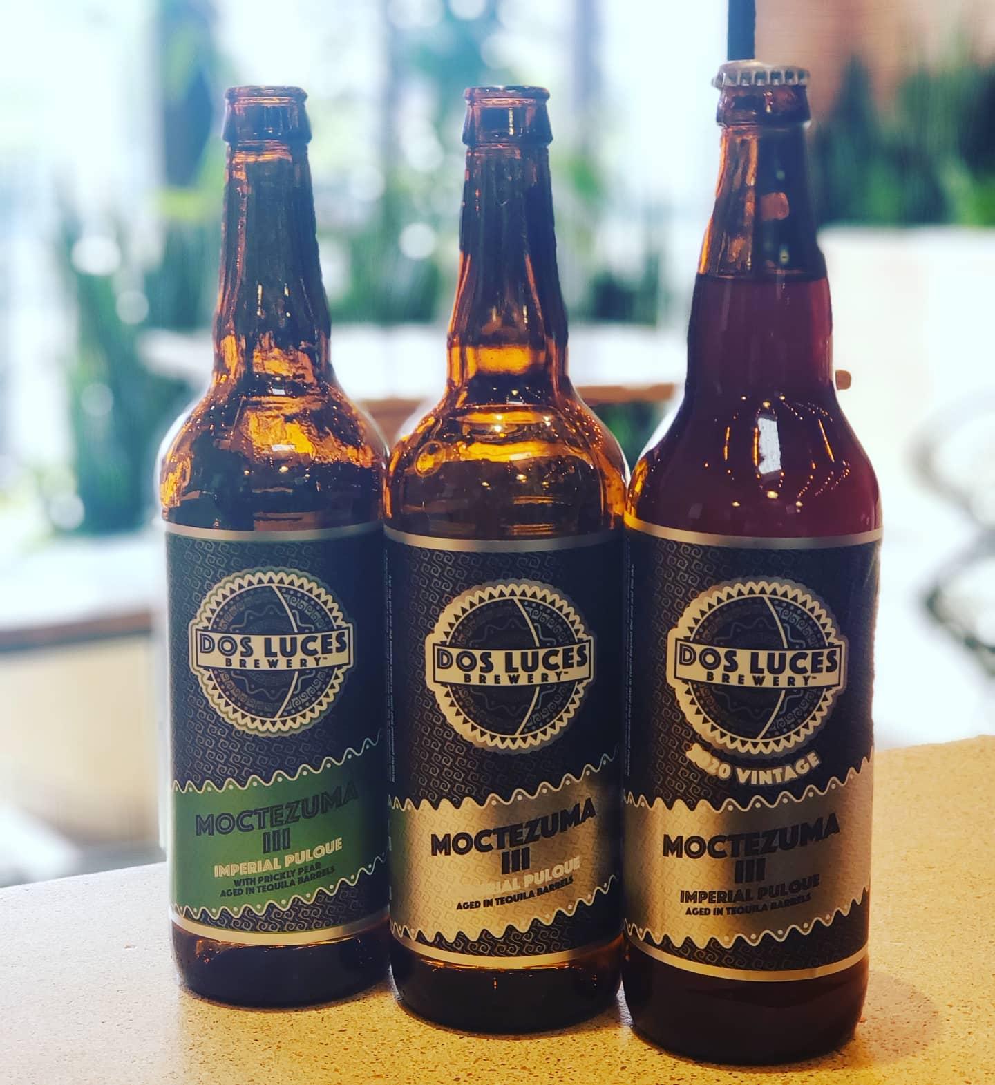 image of dos luces beer denver